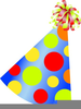 Free Clipart Birthday Hats Image