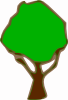 Tree Drawing Clip Art