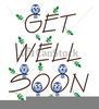 Free Get Well Card Clipart Image