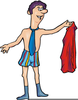 Free Clipart Of Clothes Image