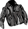 Leather Jacket Clip Art