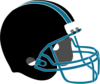 Football Helmet Sharks Clip Art