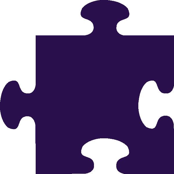 puzzle piece clip art at clkercom vector clip art