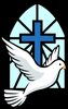 Free Clipart Dove Holy Spirit Image
