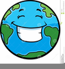 Animated Planet Clipart Image