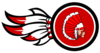Indians Logo Cut With Redskin Image
