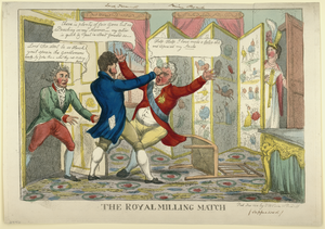 The Royal Milling Match Image
