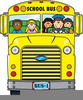 Magic School Bus Clipart Image