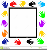 Free Helping Hands Clipart Image
