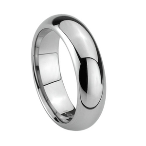 Mm Tungsten Ring Beautiful Engraved Jewelry Image
