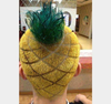 Pineapple Cut Hairstyle Image
