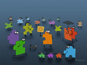 Puzzle People Image