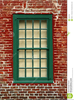 Free Clipart House Windows Image