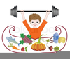 Free Online Nutrition Clipart Image