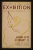 Wpa Index Of American Design Exhibition Watercolor Renderings Of Crewel Embroidery. Image