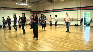 Butterfly Line Dance Image