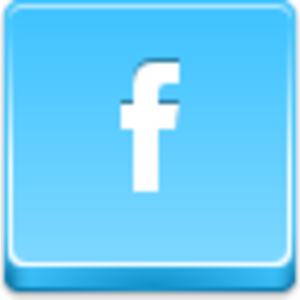 Free Blue Button Icons Facebook Small Image