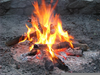 Small Campfire Clipart Image