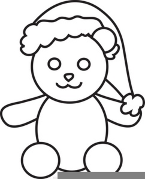Free Christmas Clipart Outlines Free Images At Clker Com