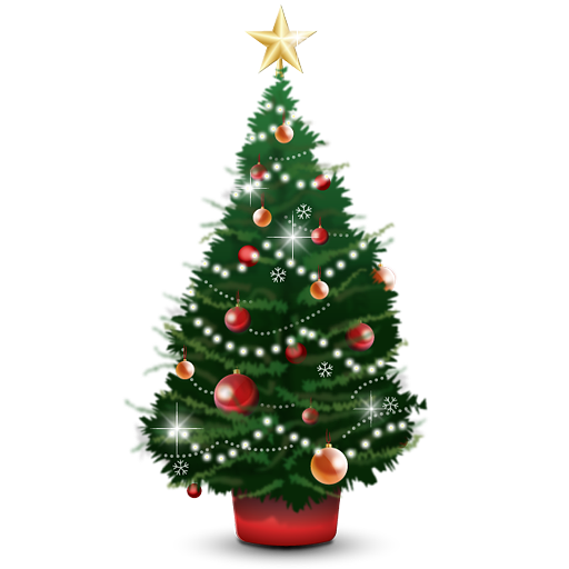 Christmas Tree | Free Images at Clker.com - vector clip art online ...
