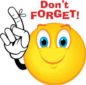 Image result for dont forget