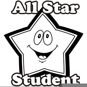 star student clipart free images at clker com vector clip art rh clker com star student of the week clipart star student of the week clipart