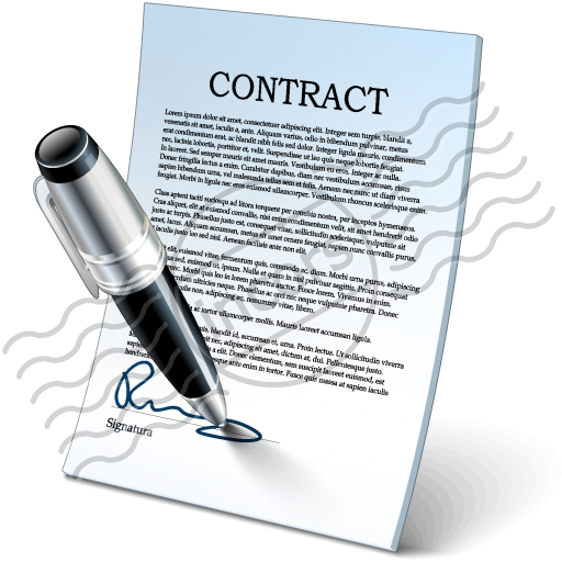 Use 'implied contract' in a Sentence