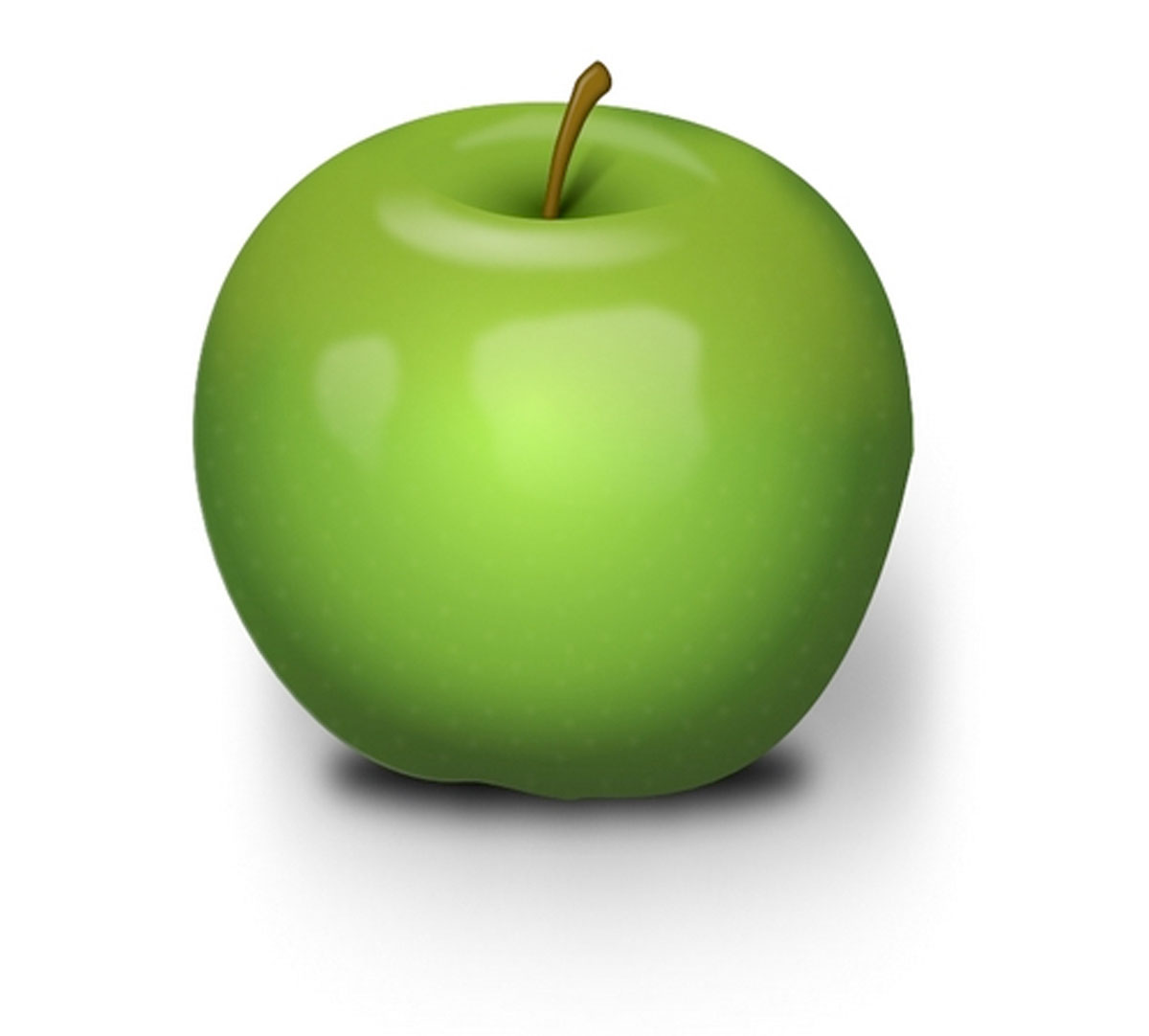 APPLE image - vector clip art online, royalty free & public domain