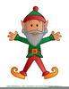 Elf Clipart For Christmas Image