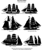 Types Tall Ships Image