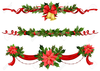 Free Christmas Page Borders Clipart Image