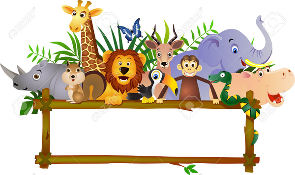 zoo animal clipart border free images at clker com vector clip rh clker com zoo animal clip art images zoo animals clip art pictures free