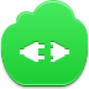 Free Green Cloud Disconnect Image