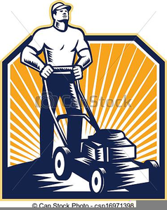 lawn mower clipart free vector free images at clker com vector rh clker com mowing lawn clip art images lawn mowers clip art