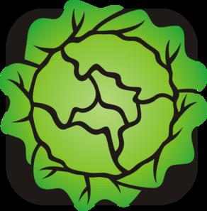 Clip Art Lettuce Clip Art lettuce clip art at clker com vector online royalty art
