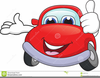 Free Animated Race Car Clipart Image