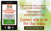 Live Chat Support By Prakruti Ayurvedic Resort Image