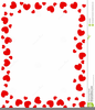 Heart Border Clipart Image