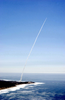 Aries Ballistic Missile Target Launch. Image