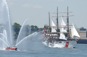 The United States Coast Guard Cutter Image