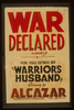 War Declared Almost! : For Full Details See  Warrior S Husband  Coming To Alcazar. Image