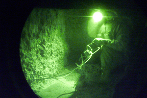 Tunnels In Afghanistan Image