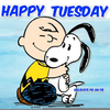 Snoopy Good Morning Clipart Image
