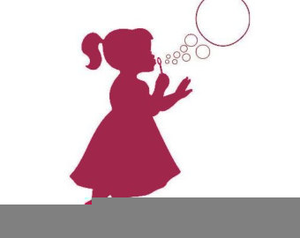 Free Clipart Blowing Bubbles Image