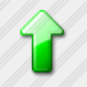 Icon Arrow Up Green 5 Image
