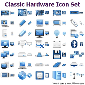 classic hardware icon set free images at clker com vector clip art online royalty free public domain clker