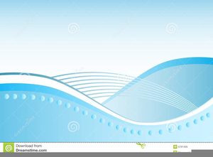 Microsoft Clipart Waves Image