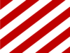 Red & White Stripes Clip Art