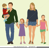 People Walking Together Clipart Image