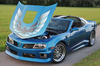Firebird Blue Colors Image